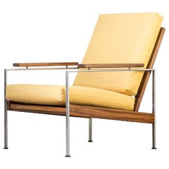 1950s Rob Parry 'Lotus' Fauteuil for De Ster Gelderland