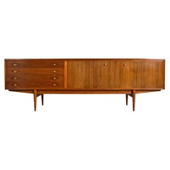 1950s Sapele Hamilton Sideboard by Robert Heritage for Archie Shine Midcentury
