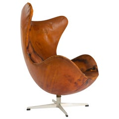 1950s Scandinavian Modern Lounge Chair by Arne Jacobsen for Fritz Hansen