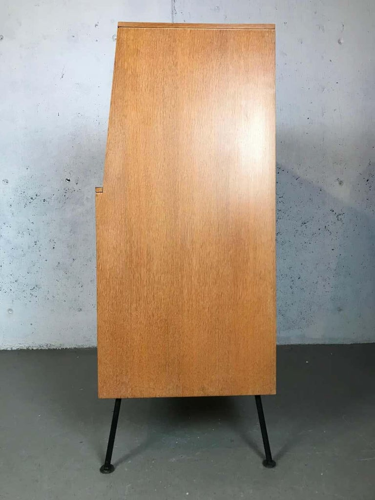 Mid Century Modern Secretary Chest by Raymond Loewy for Mengel Furniture For Sale 5