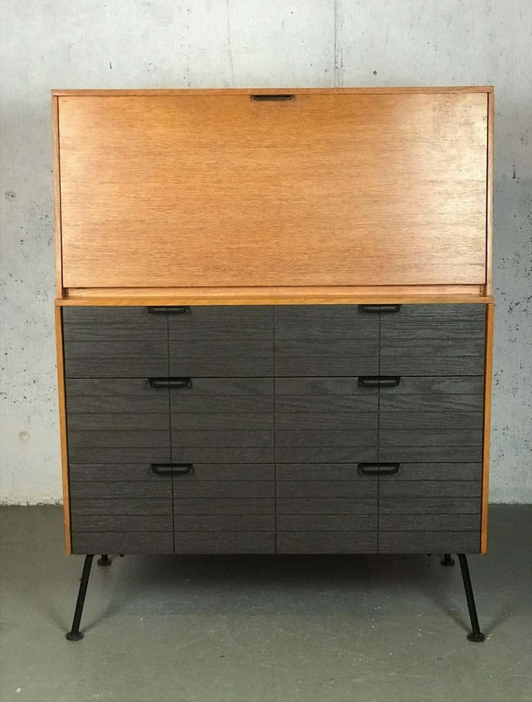 Mid-Century Modern Mid Century Modern Secretary Chest by Raymond Loewy for Mengel Furniture For Sale
