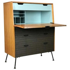 Mid Century Modern Secretary Chest by Raymond Loewy for Mengel Furniture
