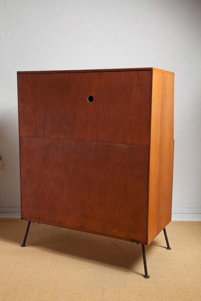 1950s Secretary Desk by Raymond Loewy for Mengel For Sale 2