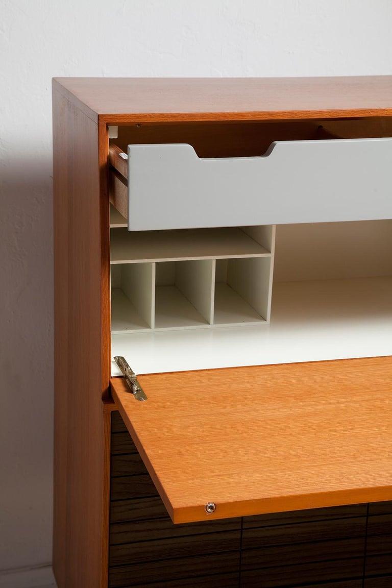 1950s Secretary Desk by Raymond Loewy for Mengel For Sale 4