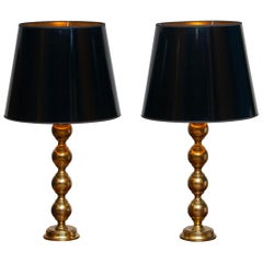 Hollywood Regency Table Lamps