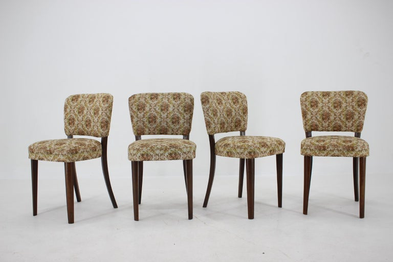 - Good original condition with some signs of use  - Good original fabric upholstery.