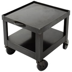 1950s Small Industrial Cart