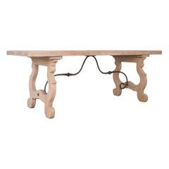 1950s Spanish Style Belgian Table