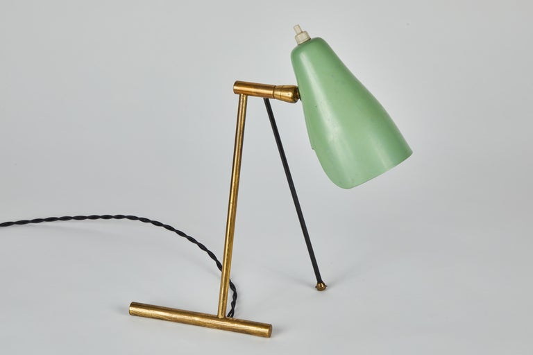 1950s Stilnovo Wall or Table Lamp For Sale 3