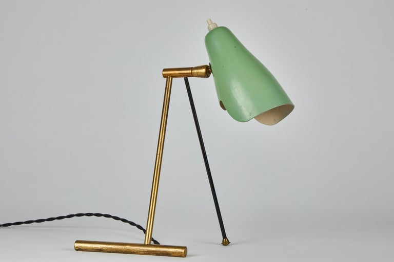 1950s Stilnovo Wall or Table Lamp For Sale 4