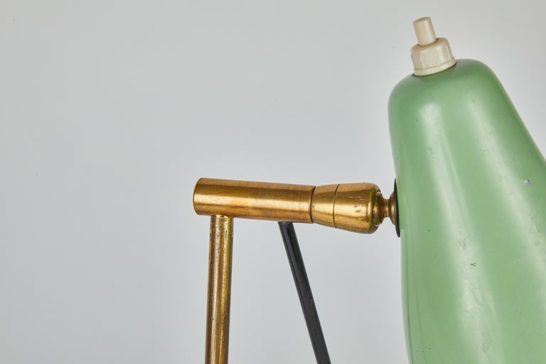 1950s Stilnovo Wall or Table Lamp For Sale 5