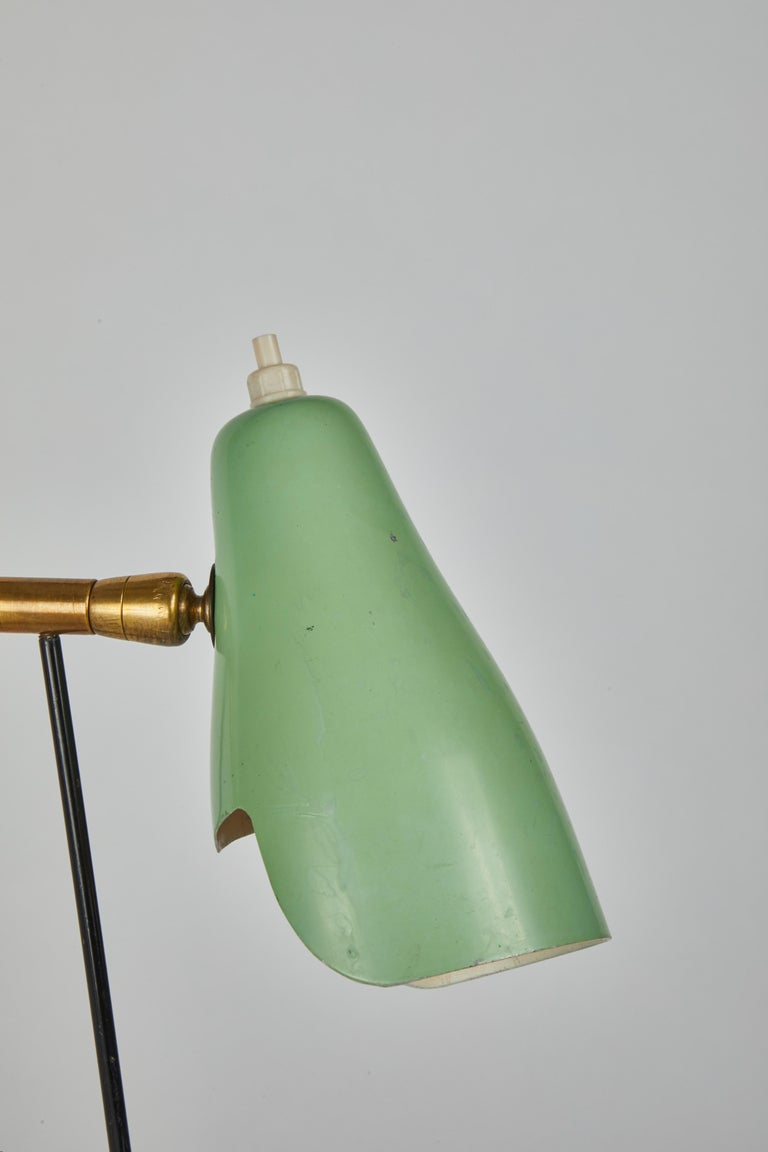 1950s Stilnovo Wall or Table Lamp For Sale 6