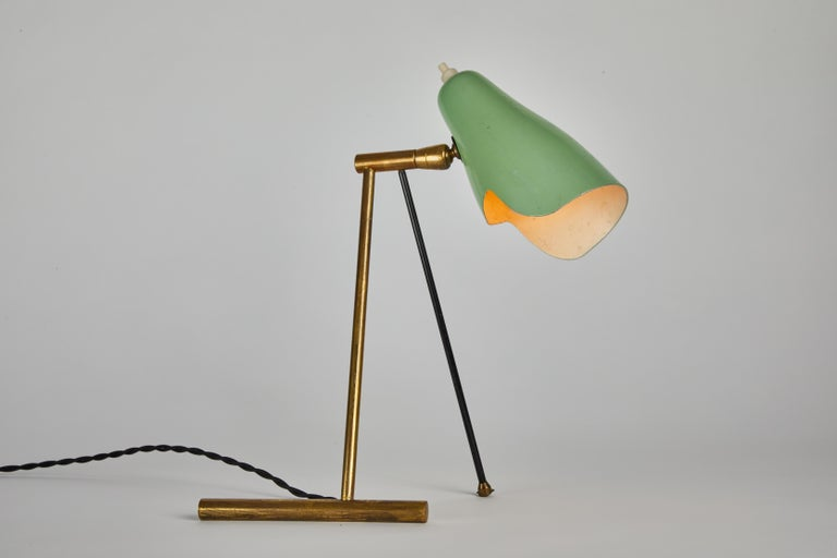 1950s Stilnovo Wall or Table Lamp In Good Condition For Sale In Glendale, CA
