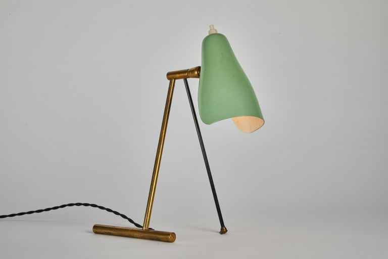 Mid-20th Century 1950s Stilnovo Wall or Table Lamp For Sale