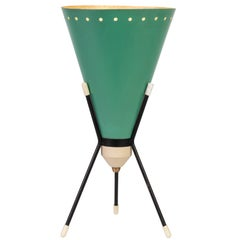 1950s Stilux Milano 'Vice Versa' Tripod Table Lamp