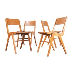1950s Stunning Vintage Casala Dining Chairs, Set of Four