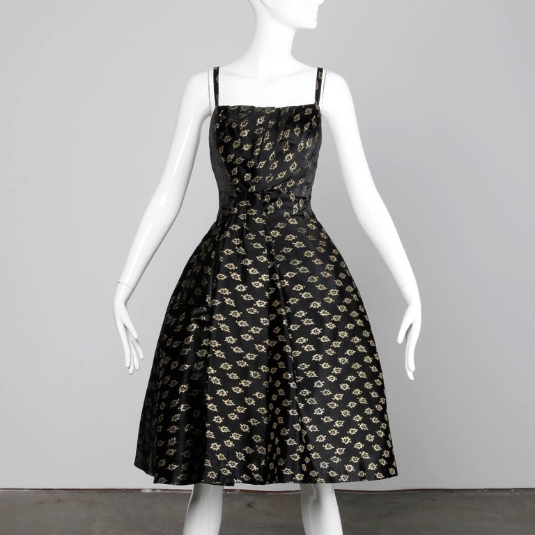 Women's 1950s Suzy Perette Vintage Dress For Sale