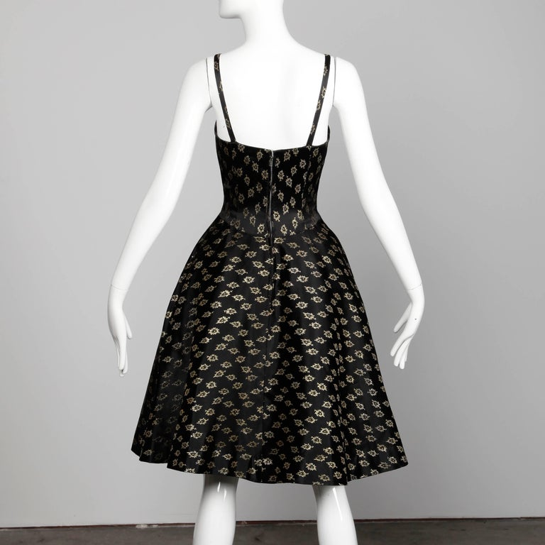 1950s Suzy Perette Vintage Dress For Sale 1