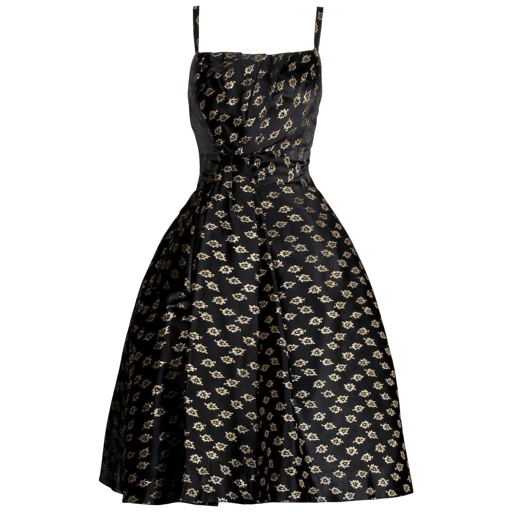 1950s Suzy Perette Vintage Dress
