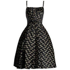 1950s Suzy Perette Vintage Dress