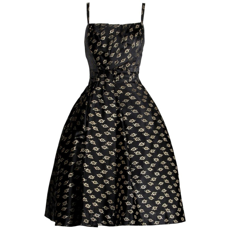 1950s Suzy Perette Vintage Dress For Sale