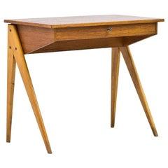 1950s Swedish Desk/ Vanity by Yngve Ekström