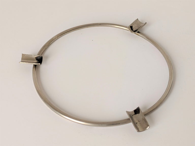 1950s Tony Paul Floor\Standing Wire Ashtray, USA For Sale 6