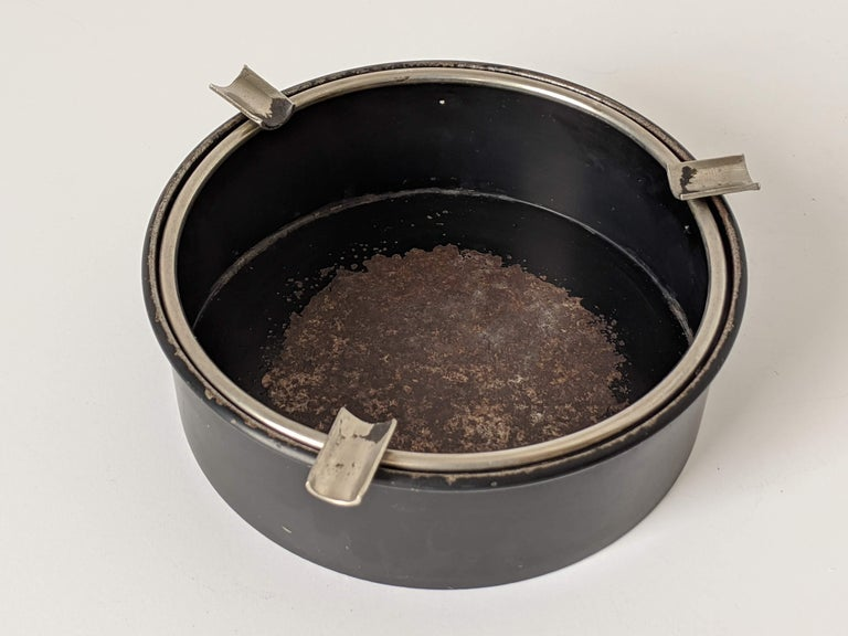 1950s Tony Paul Floor\Standing Wire Ashtray, USA For Sale 7