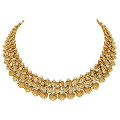 1950s Van Cleef & Arpels Diamond Necklace