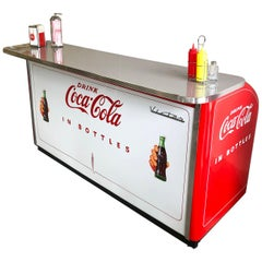 1950s Victor C-31 Coca-Cola Bar