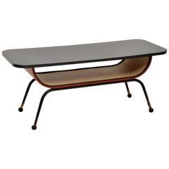 1950s Vintage Atomic Coffee Table