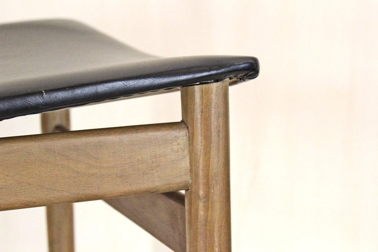1950s Vintage Dining Chairs by Anonima Castelli, Set of Two For Sale 1