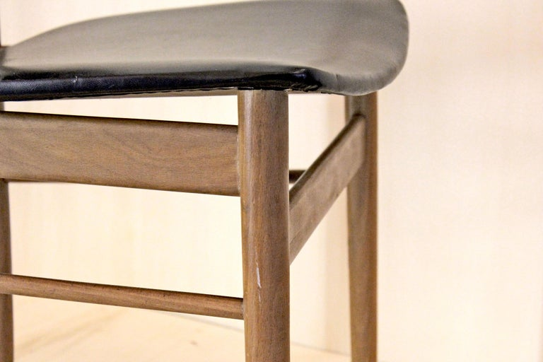 1950s Vintage Dining Chairs by Anonima Castelli, Set of Two For Sale 2