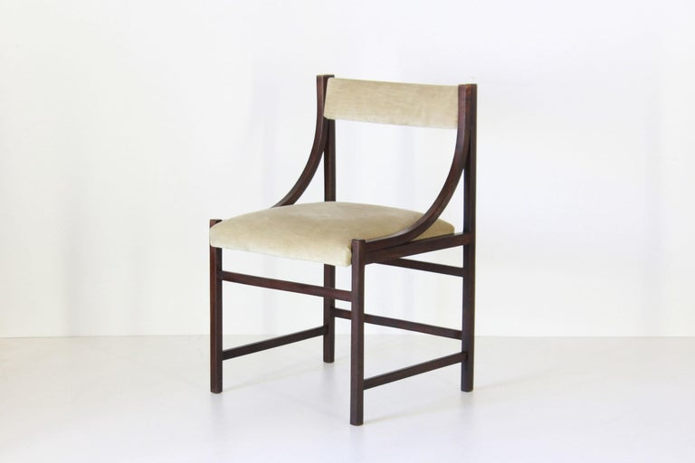 Mid-Century Modern 1950s Vintage Dining Chairs For Sale