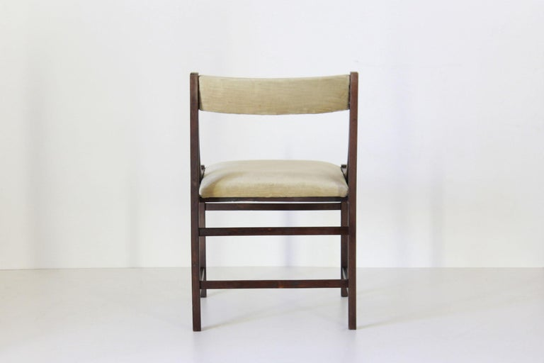 Mid-20th Century 1950s Vintage Dining Chairs For Sale