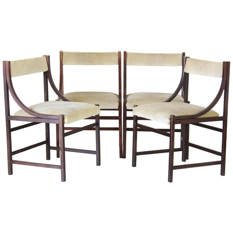 1950s Vintage Dining Chairs For Sale