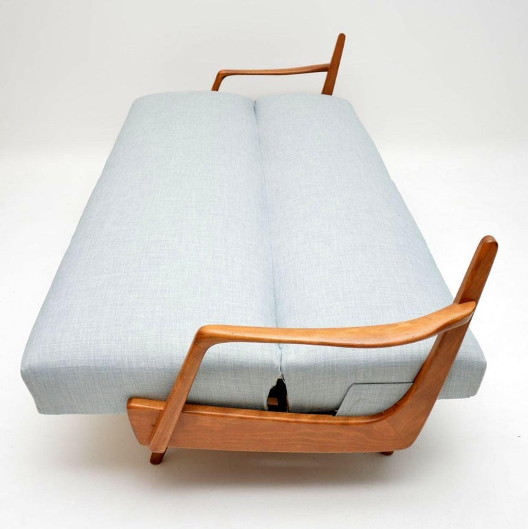 1950s Vintage French Sofa Bed For Sale 1
