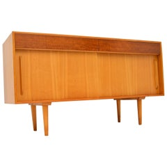 1950s Vintage Hilleplan Sideboard by Robin Day for Hille