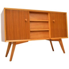 1950s Vintage Walnut Sideboard