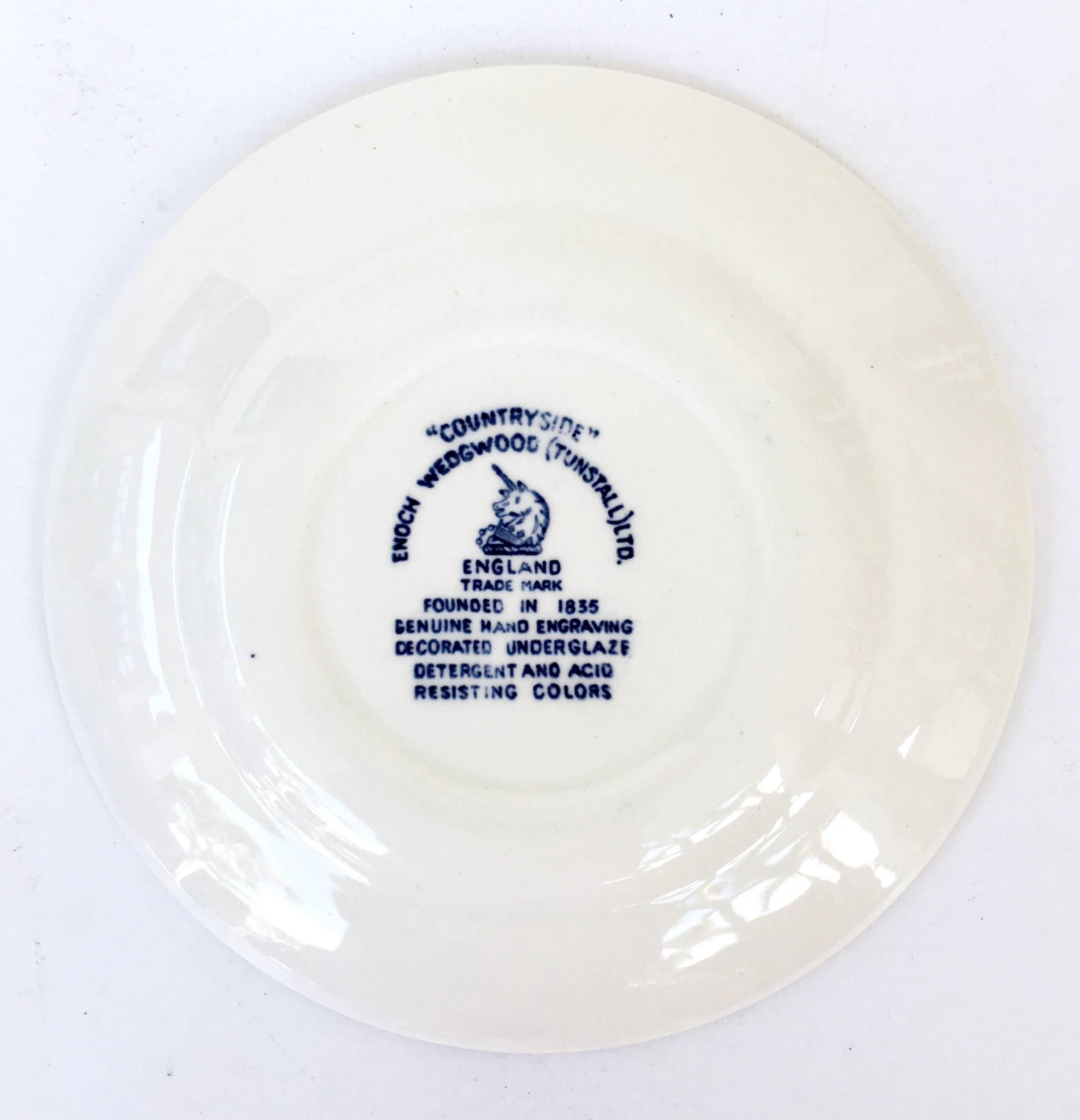 1950s Wedgwood Dinnerware & 1950s Wedgwood Dinnerware