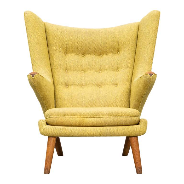 Strange Hans Wegner Papa Bear Chair Ibusinesslaw Wood Chair Design Ideas Ibusinesslaworg
