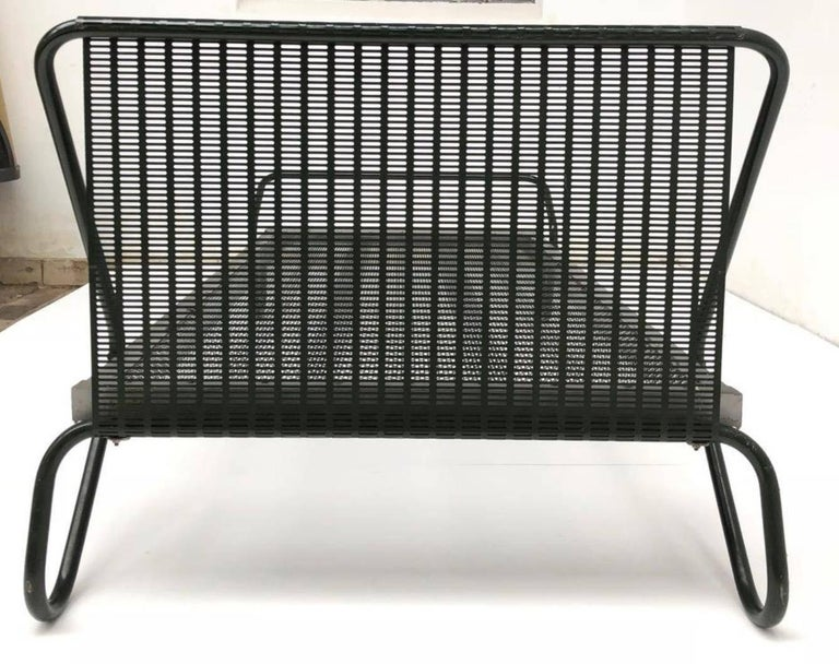 1952 'Miami' Daybed by Jacques Hitier for the Famous 'Antony' Building, Paris For Sale 5