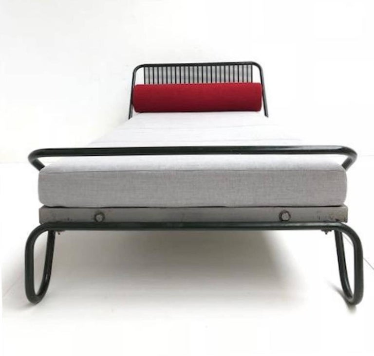 1952 'Miami' Daybed by Jacques Hitier for the Famous 'Antony' Building, Paris For Sale 1