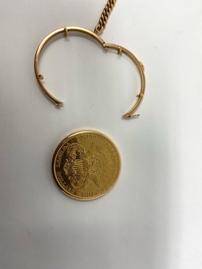 Mid-20th Century 1952 Rare Astonishing Piaget Pocket Watch For Sale