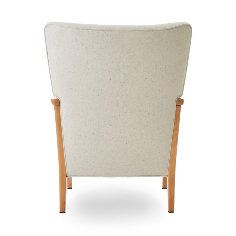 Canadian 1953 Folke Ohlsson for AP Madsen 'Modern' Arm Chair  For Sale