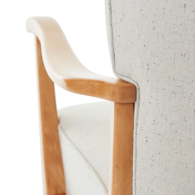 1953 Folke Ohlsson for AP Madsen 'Modern' Arm Chair  In Good Condition For Sale In Chicago, IL