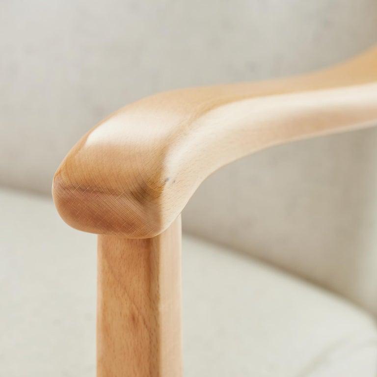 1953 Folke Ohlsson for AP Madsen 'Modern' Arm Chair  For Sale 1
