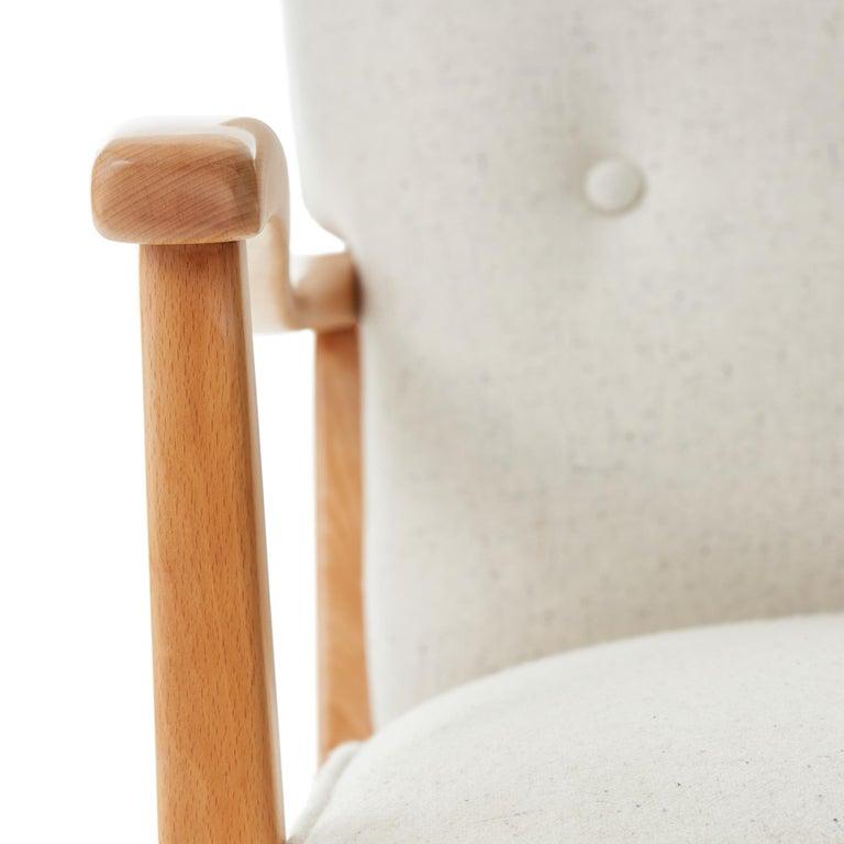 1953 Folke Ohlsson for AP Madsen 'Modern' Arm Chair  For Sale 2