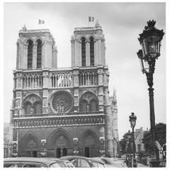 1954, Cathédrale Notre de Dame, Paris, Jean Ribière