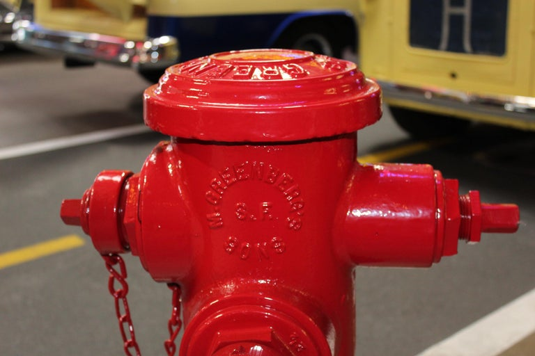 1959 M. Greenberg's Sons Fire Hydrant For Sale 5